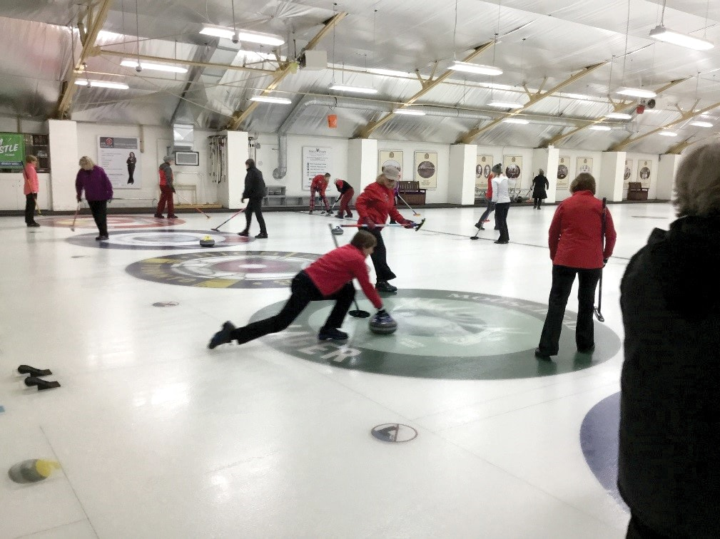 WOMEN'S BONSPIEL